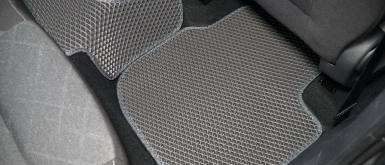 Инновационные EVA коврики