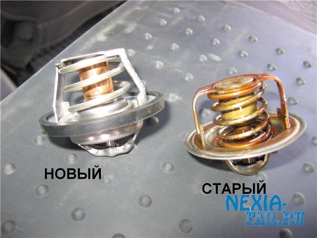 Фото №14 - термостат ВАЗ 2110 инжектор 16 клапанов