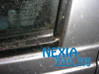 Борьба с замерзанием замков дверей на нексии (nexia)