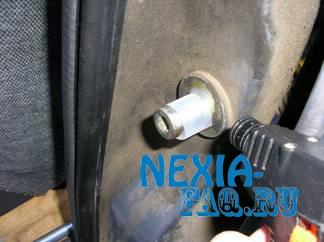 Бесшумные замки дверей на нексии (nexia)
