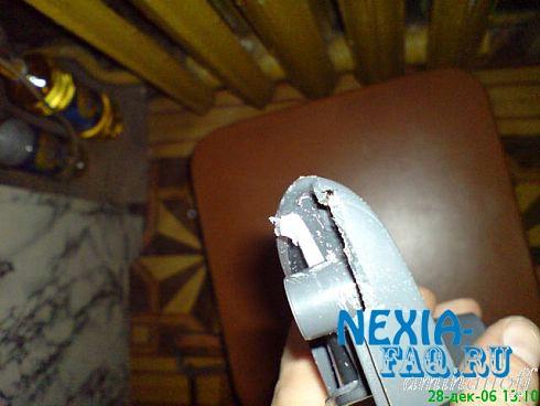 Ремонт ручки двери переднего пассажира на нексии (nexia)