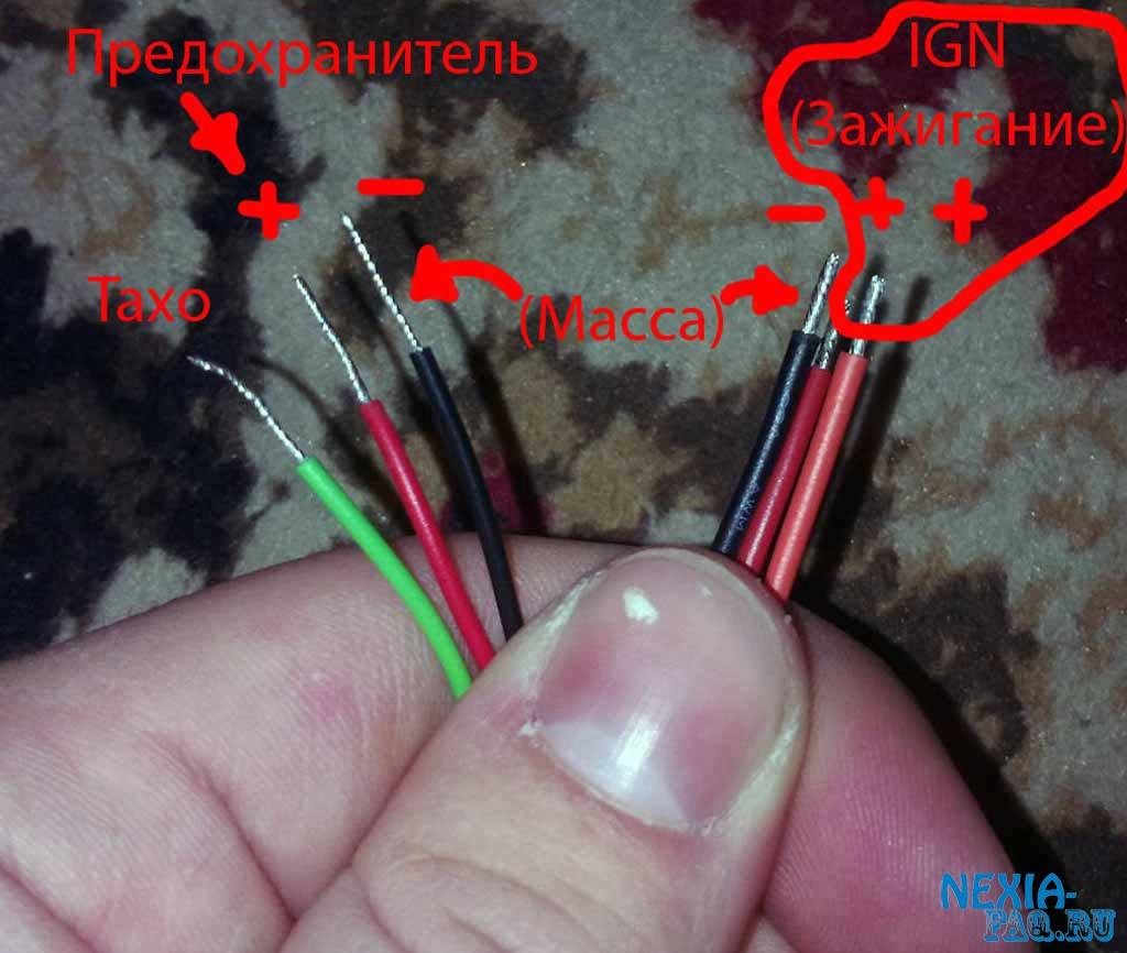 схема тахометра для автомобиля своими руками