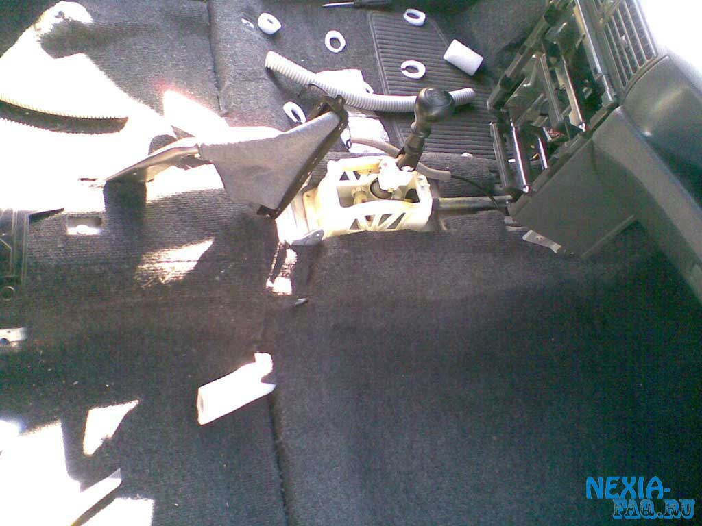 Обдув в ноги задним пассажирам на нексии (nexia)