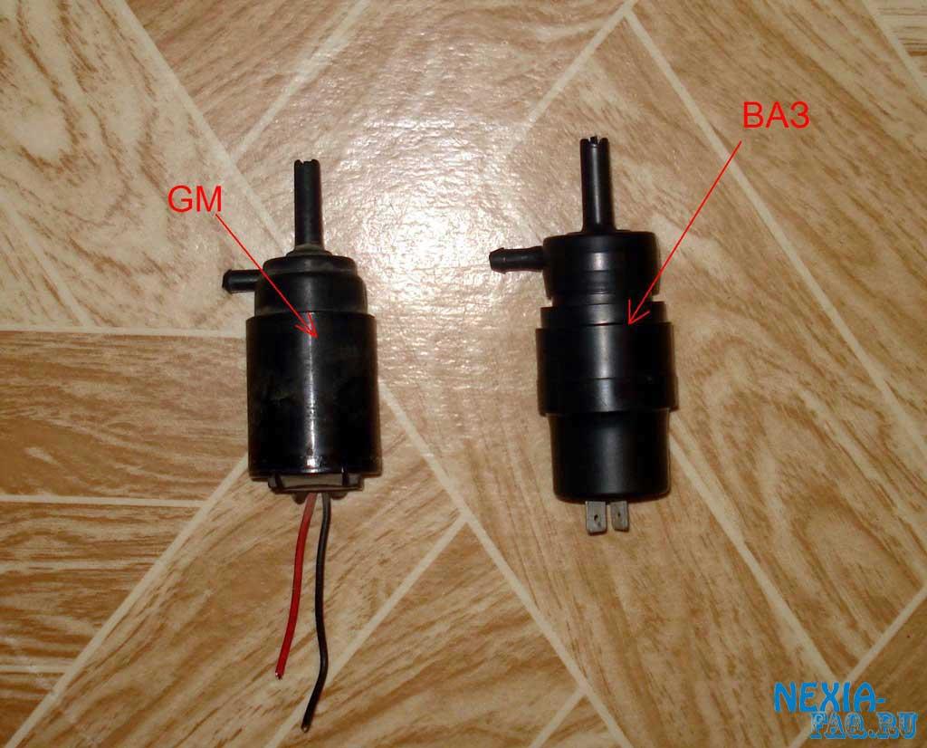 Фото №24 - насос омывателя лобового стекла ВАЗ 2110 характеристики
