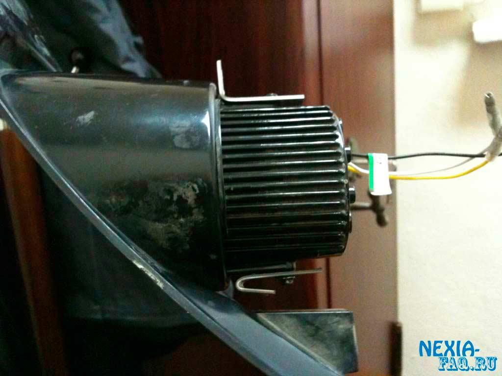 Дневные ходовые огни на нексию (nexia) N150