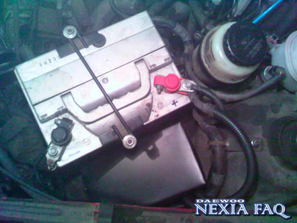 Дополнительный блок реле на нексию (nexia)