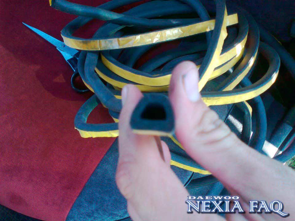 Чистые пороги своими руками на нексию (nexia)