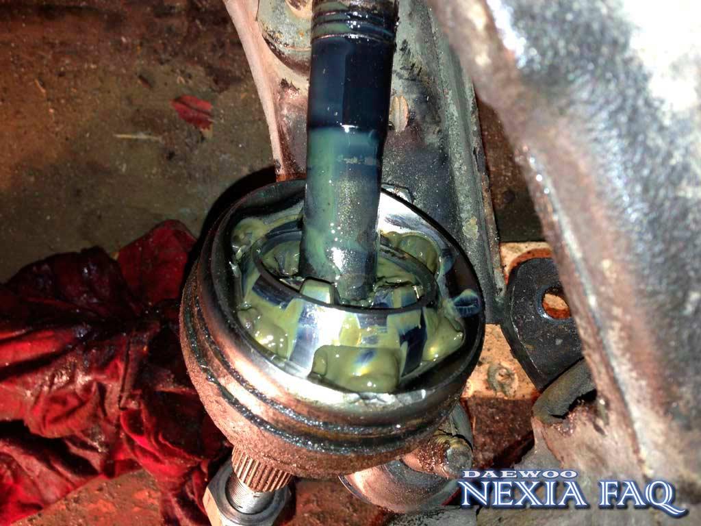 Фото №20 - замена наружной гранаты ВАЗ 2110 своими руками