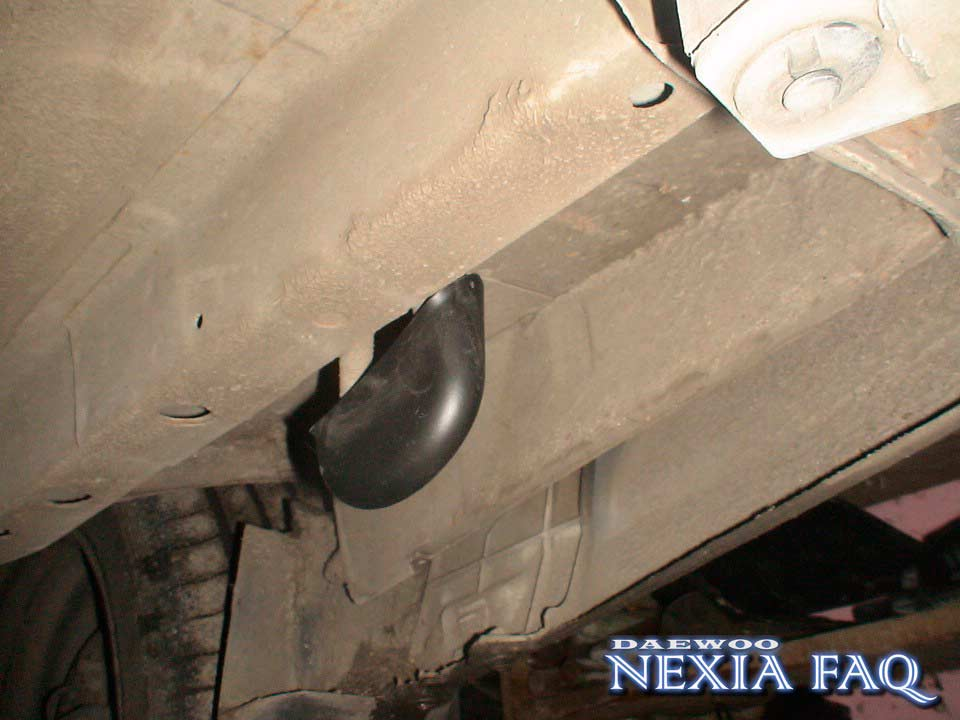 Чехлы на буксировочные петли нексии (nexia)