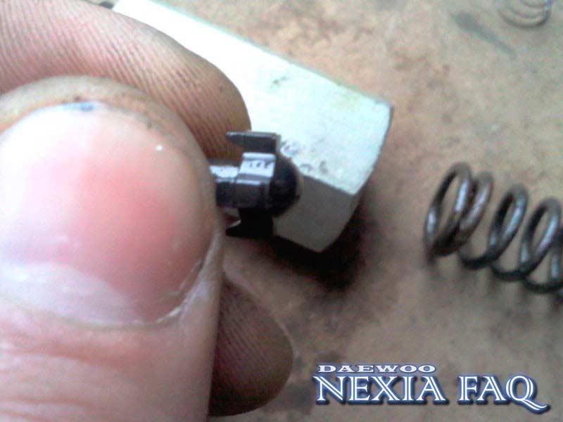 Ремонт главного тормозного цилиндра (ГТЦ) на нексии (nexia)