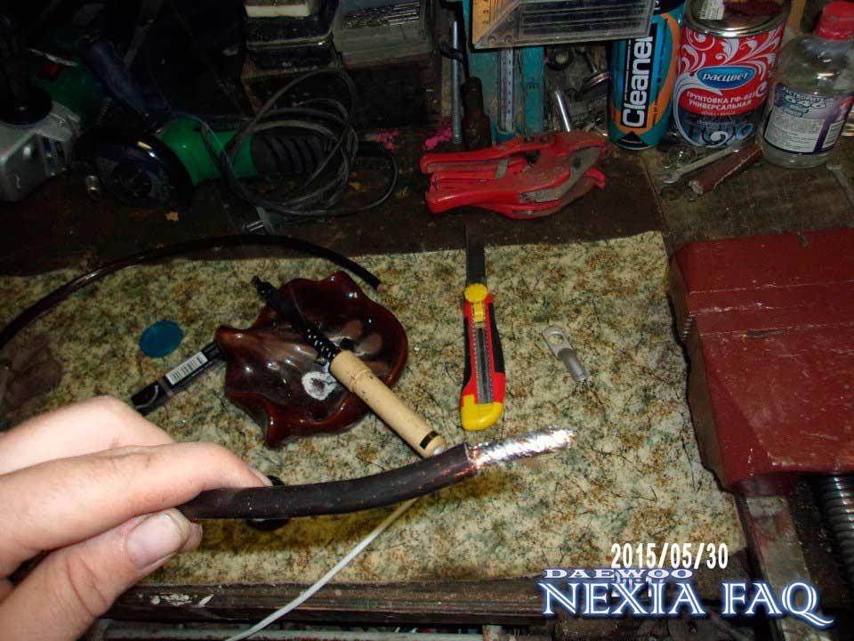 Дополнительная масса на двигатель нексии (nexia)