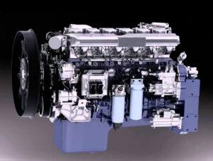 Двигатели на МАЗ
