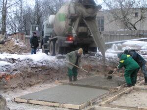 Доставка бетона от завода производителя