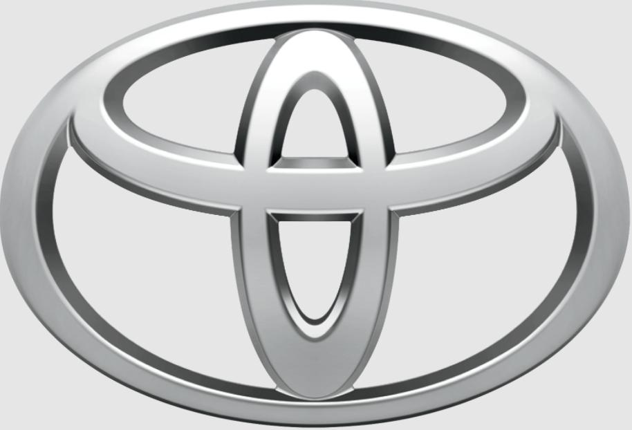 Преимущество машин марки Toyota