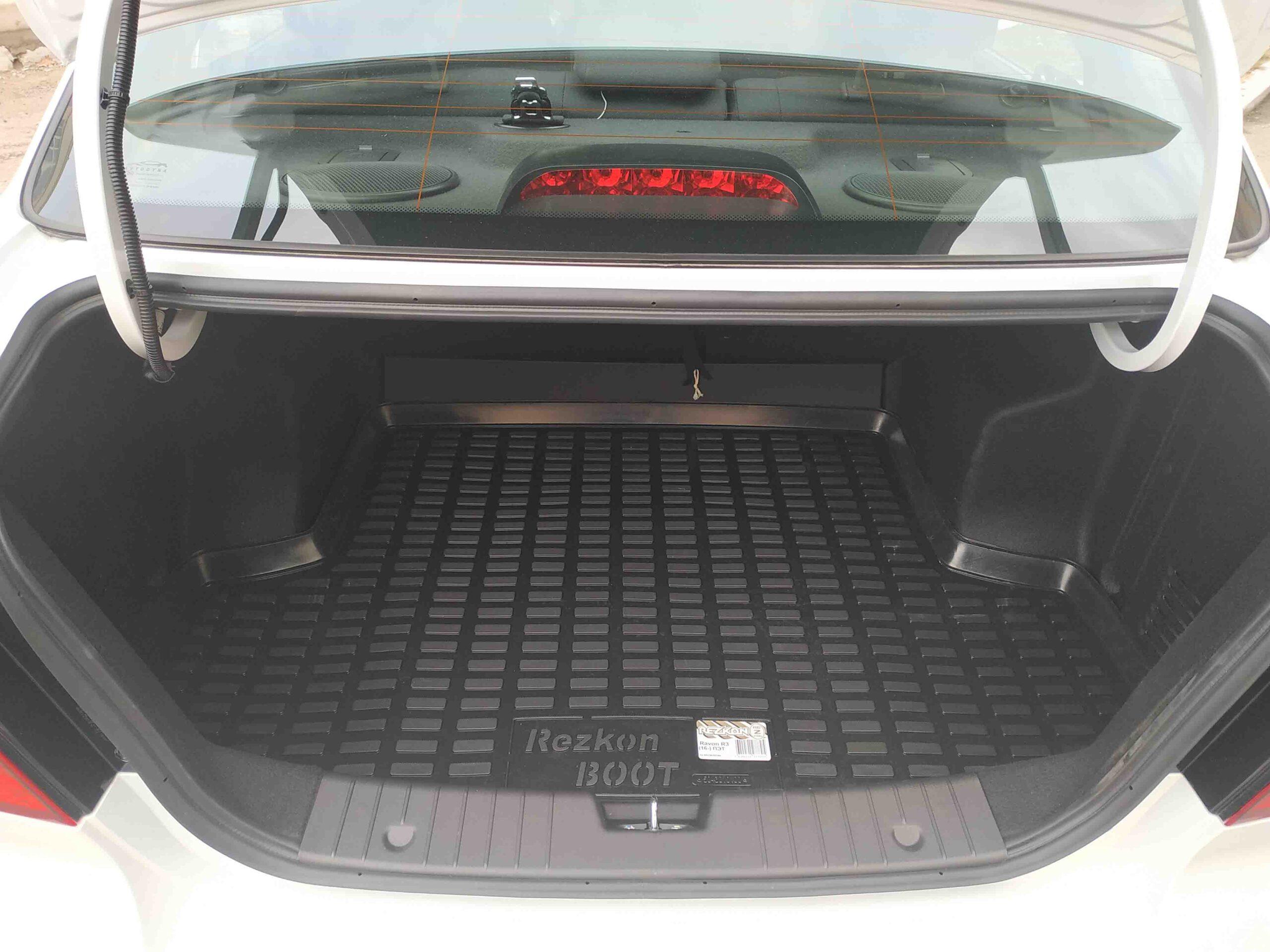 багажник Chevrolet Nexia