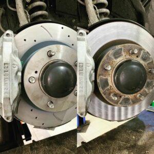 Уметь поменять задние тормозные диски должен каждый автовладелец!