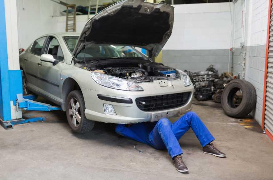 Главные ошибки при ремонте автомобиля