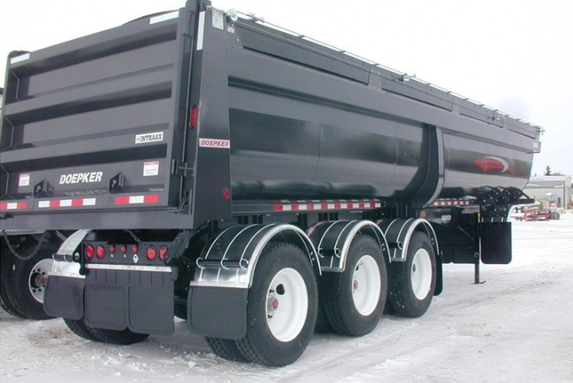 Требования к шинам для грузовой техники. Грамотный выбор рисунка протектора для грузовой техники